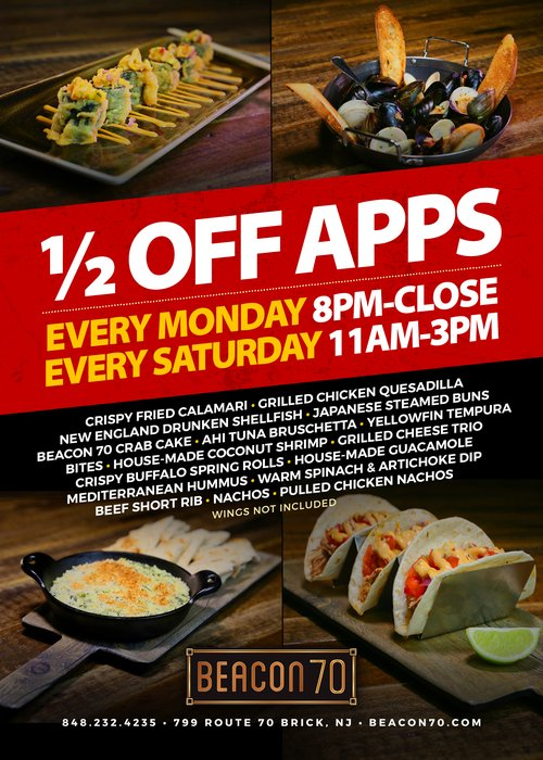 HALF OFF APPS